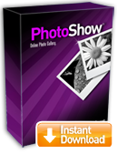 PhotoShow - Photo Gallery Software