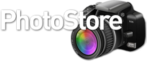 PhotoStore Header